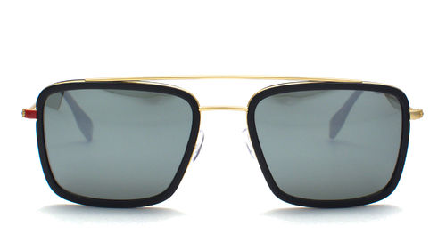 SIMPLE EYEWEAR JIM GOLD BLACK